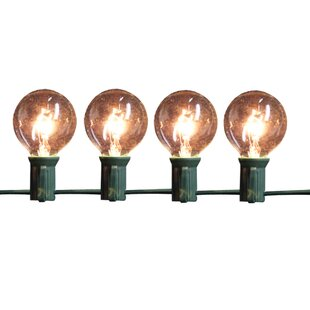 Compare prices 10-Light Globe String Lights By Penn Distributing