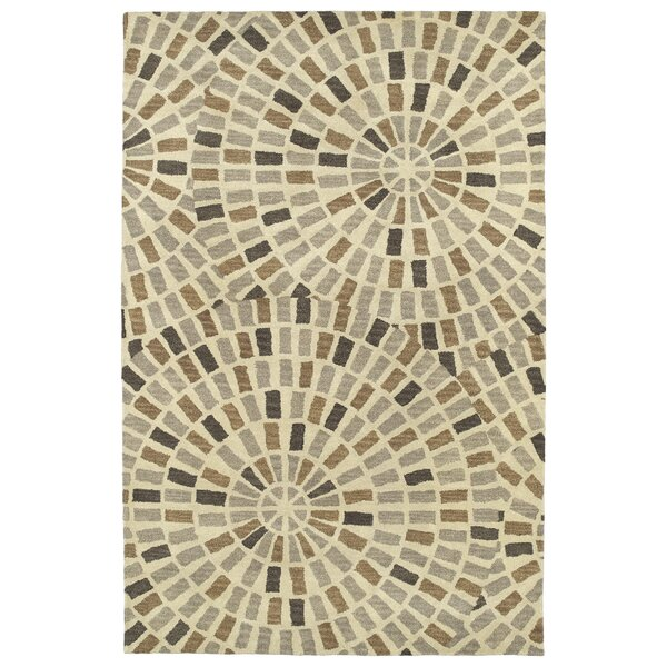 Marut Hand Tufted Brown/Beige Area Rug by Red Barrel Studio