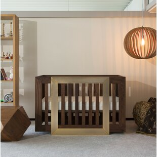 Best Reviews Lydian 2-in-1 Convertible Crib By Nursery works