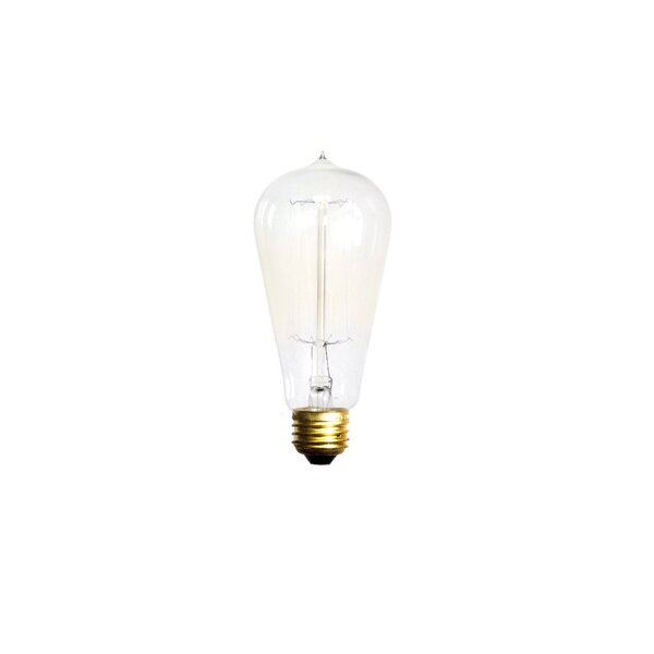 40 Watt Compact Edison Light Bulb (Pack of 6) (Set of 6) by Brightech