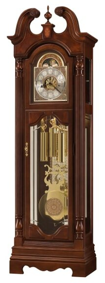 Beckett 87.75 Grandfather Clock by Howard Miller®