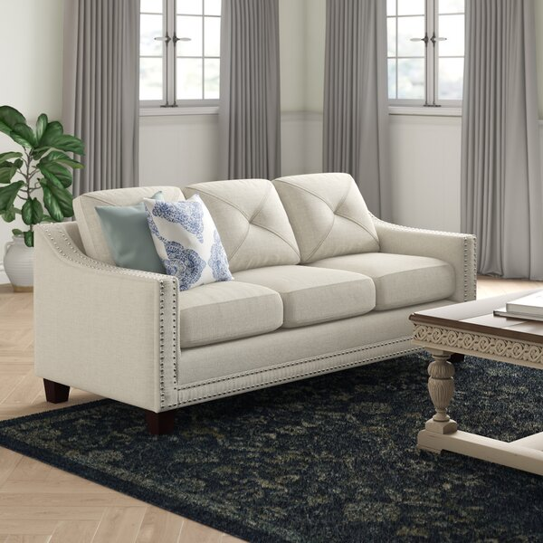 Vaillancourt Sofa by August Grove