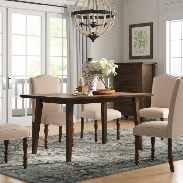 Stilson Dining Table by Wrought Studio Wrought Studio