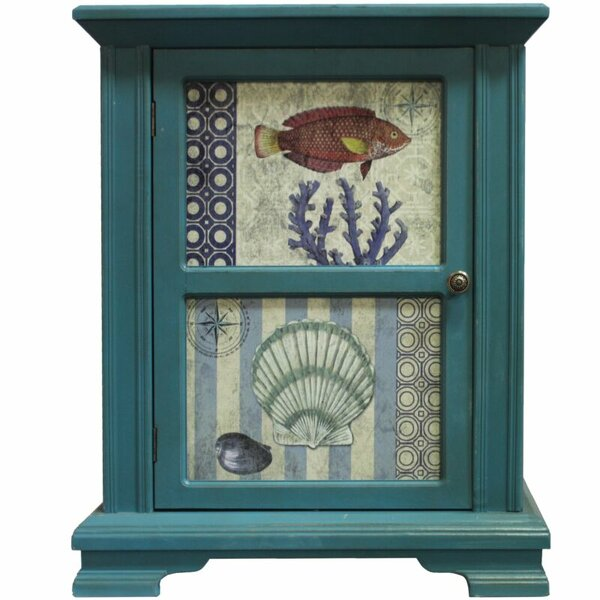Barksdale Wooden Accent Cabinet by Rosecliff Heights
