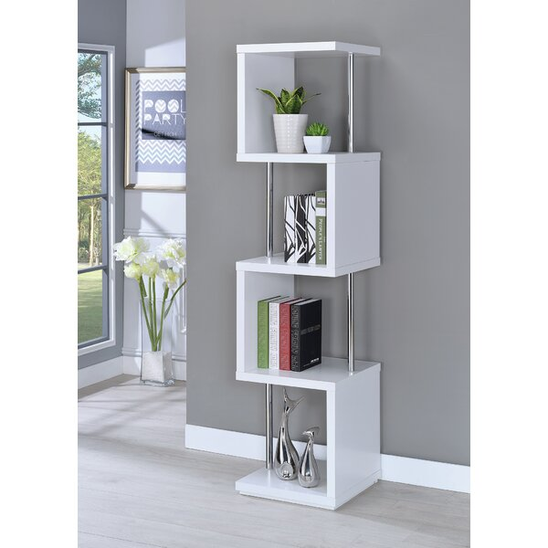 Lafave Geometric Bookcase By Orren Ellis
