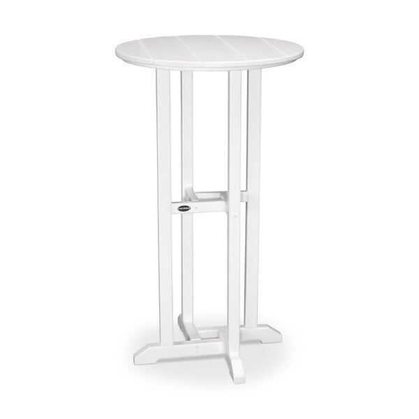 Traditional Garden Bar Table by POLYWOOD®