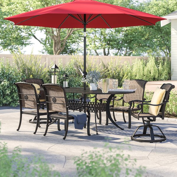 Laguna 7 Piece Dining Set by Sol 72 Outdoor