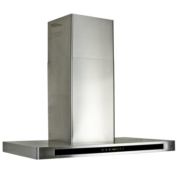 30 380 CFM Convertible Wall Mount Range Hood by AK