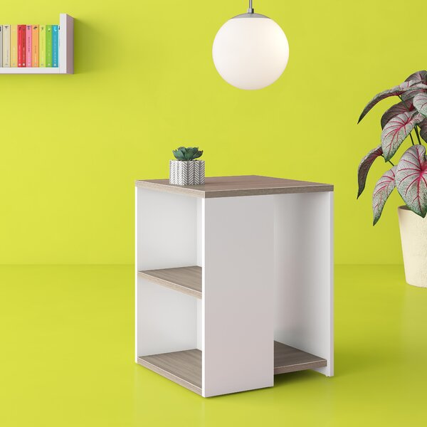 Koreana End Table by Hashtag Home