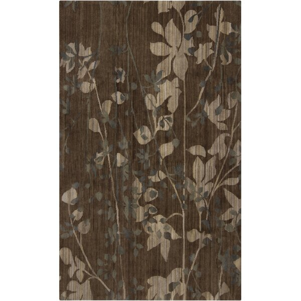 Augustine Taupe Area Rug by Red Barrel Studio