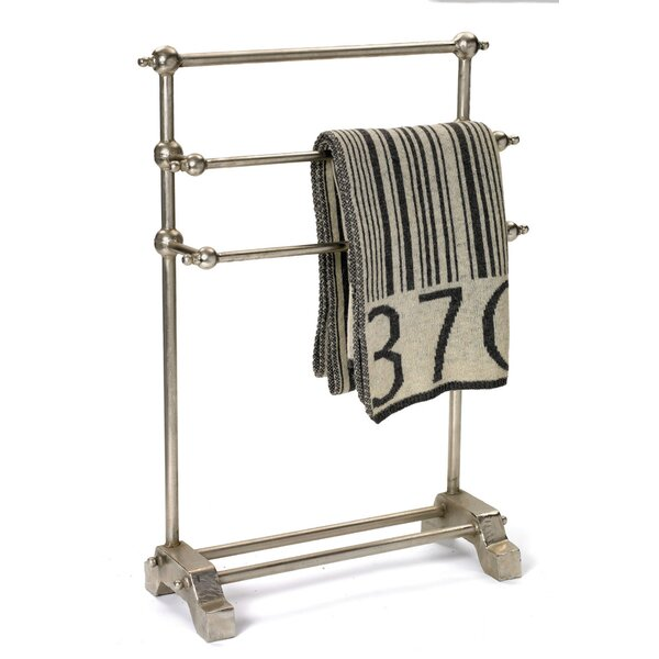 Lynette Free Standing Towel Stand by Hip Vintage