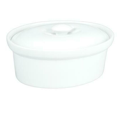 1.5-qt. Oval Casserole (Set of 2) by BIA Cordon Bleu