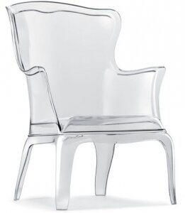 Faustina Wingback Chair by Everly Quinn
