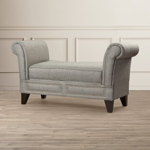 Gerhardine Two Seat Upholstered Bench