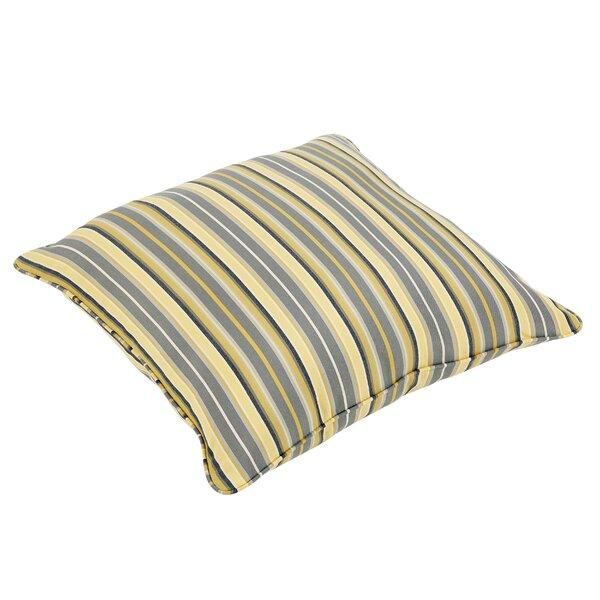 Calveston Stripe Indoor/Outdoor Euro Pillow