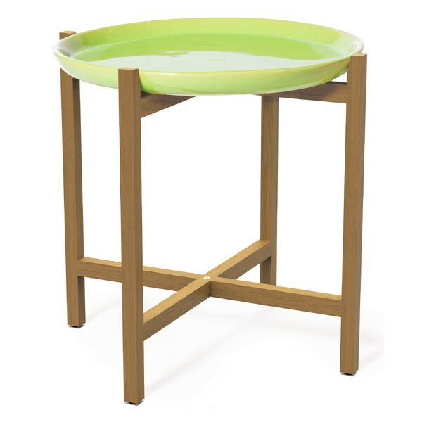 Ibis Teak Side Table by Seasonal Living