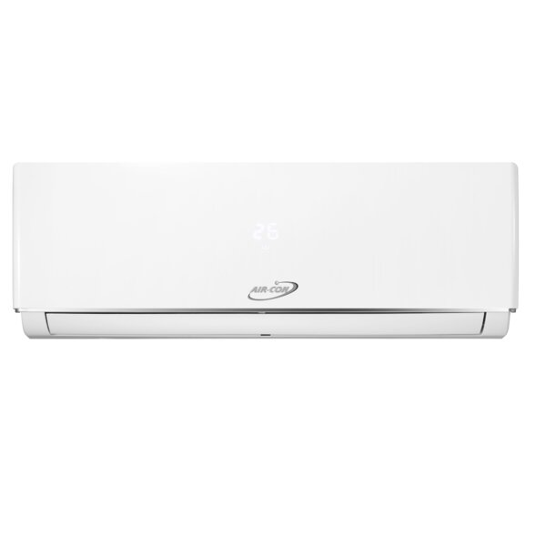 Serene Series Inverter 9,000 BTU Ductless Mini Split Air Conditioner with Remote by Aircon International
