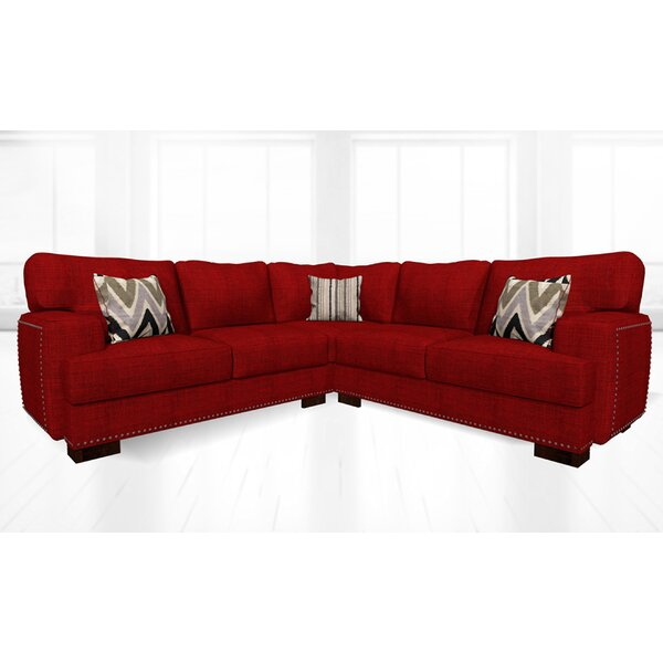 Review Cresskill Symmetrical Sectional