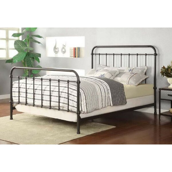 Gravelle Standard Bed by Gracie Oaks