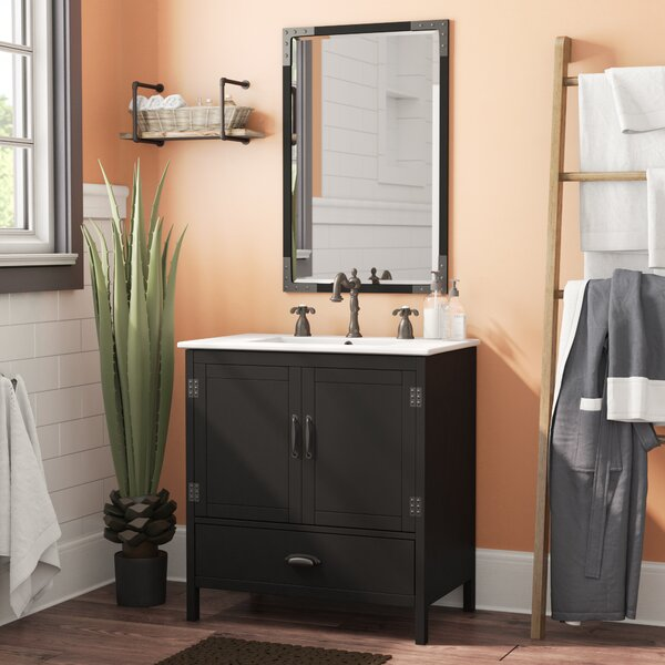 Cindi 30 Single Bathroom Vanity Set by Trent Austin Design