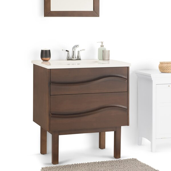 Marlowe 39 Single Bathroom Vanity by Simpli Home