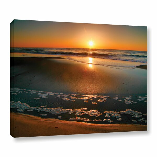 Morning Has Broken by Steve Ainsworth Photographic Print on Wrapped Canvas by ArtWall