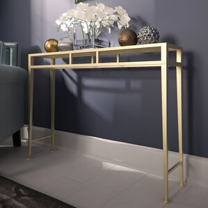 Roose Console Table by Willa Arlo Interiors