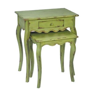 Purnell 2 Piece Nesting Tables