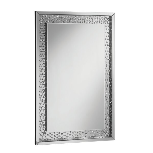 Masham Wall Mounted Mirror by Everly Quinn