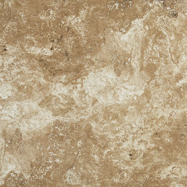 Costa Mesa 18 x 18 Porcelain Field Tile in Cottage Brown by Itona Tile