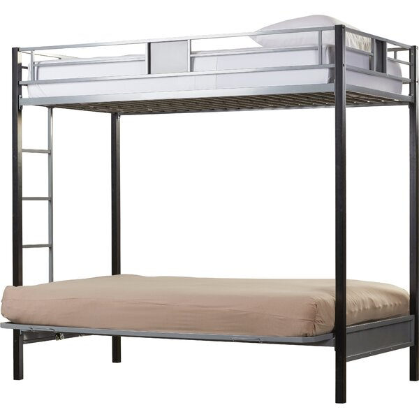 Bunk Bed Futon Combo | Wayfair