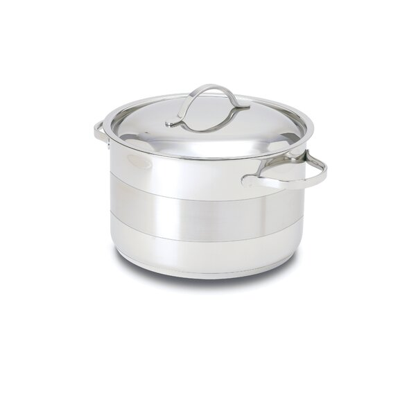 Gourmet Covered Dutch Oven by Cuisinox