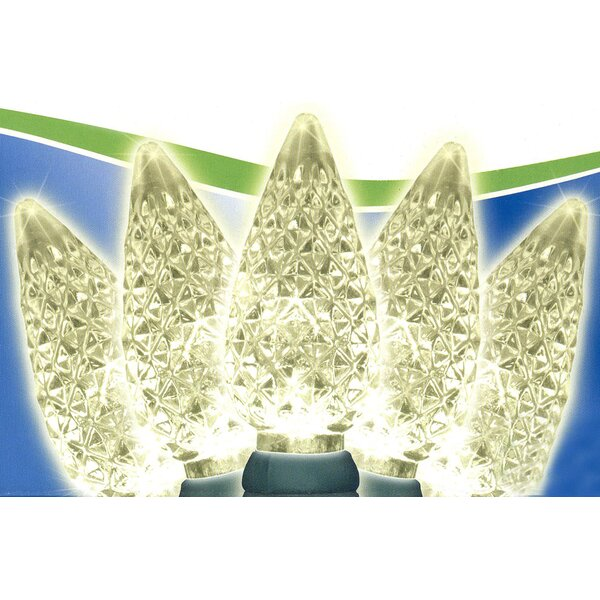 Faceted Christmas Light Decoration by Brite Star