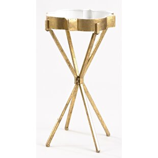 Read Reviews Quatrefoil Tray Table ByInnerSpace Luxury Products