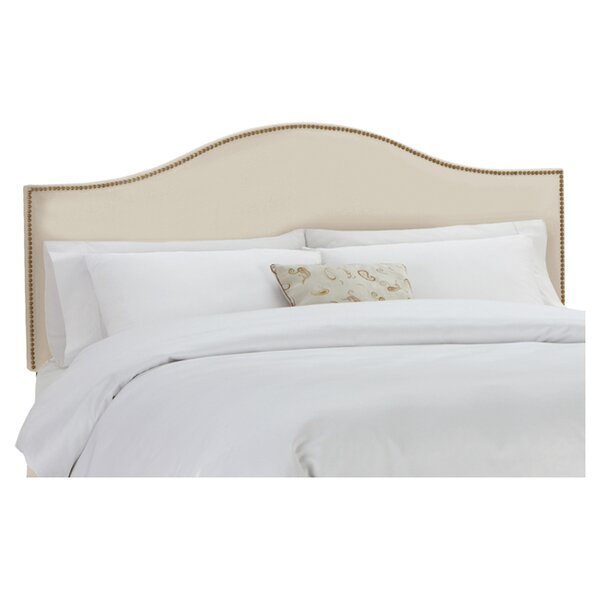 Comburg Upholstered Headboard by Charlton Home