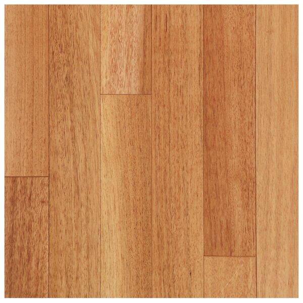 3-1/2 Engineered Asian Laurel Hardwood Flooring in Natural by Easoon USA