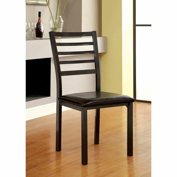 Hartzler Dining Chair (Set of 2) by Red Barrel Studio