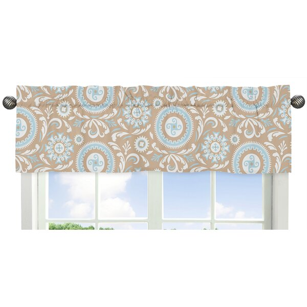 Hayden 54 Curtain Valance by Sweet Jojo Designs