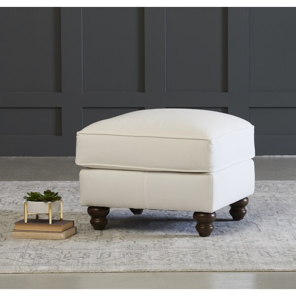 Lucie Ottoman by Birch Lane™ Heritage