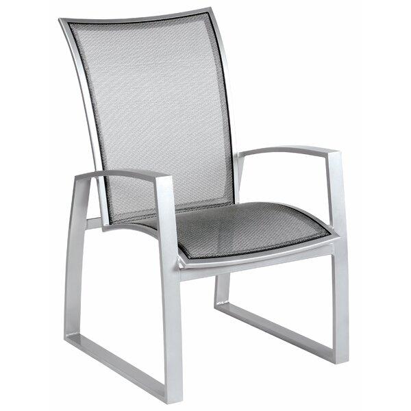 Wyatt Flex Sling Patio Dining Chair (Set of 2) by Woodard Woodard