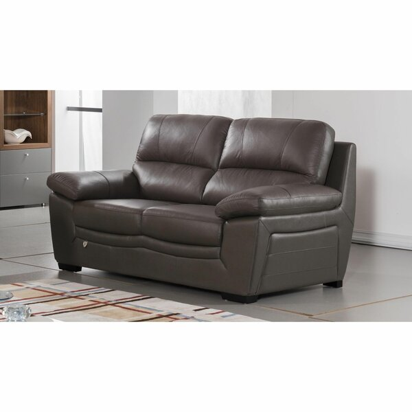 Bossert Loveseat by Latitude Run