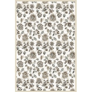 Reviews Ackermanville Bone Area Rug By Charlton Home