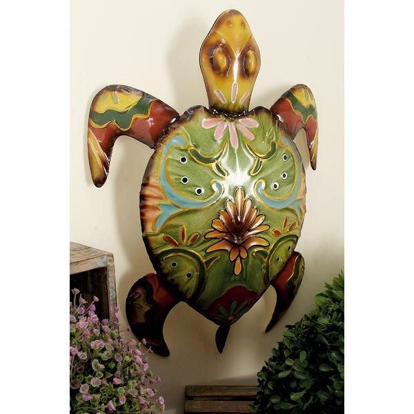 Metal Turtle Figurine by Cole & Grey