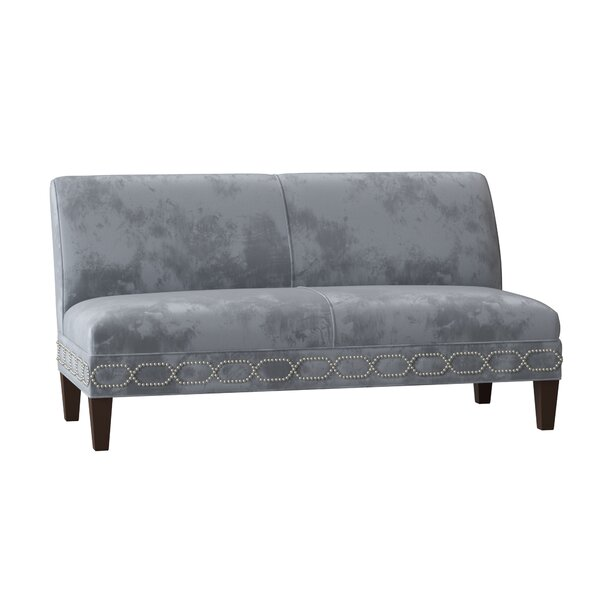 Nice Classy Pierce Loveseat by Duralee Furniture by Duralee Furniture