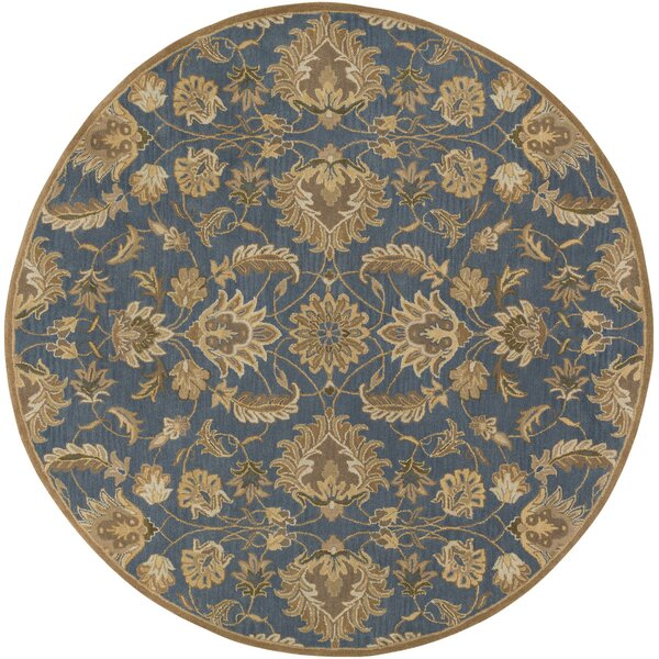 Topaz Hand-Tufted Area Rug by World Menagerie