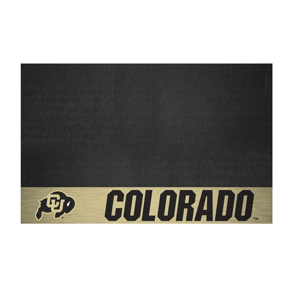 University of Colorado Grill Mat by FANMATS