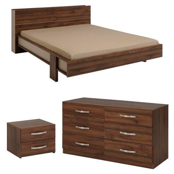 Caley Platform Configurable Bedroom Set by Brayden Studio