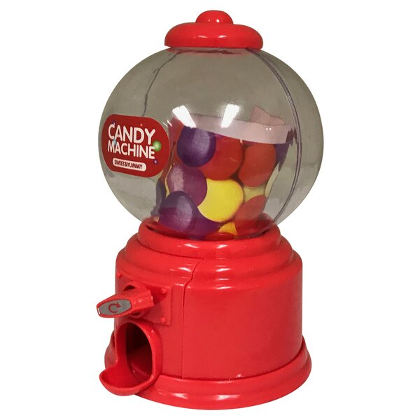 Hendershot Candy Cereal Dispenser by Zoomie Kids