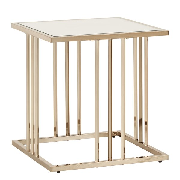 Serefina End Table By Everly Quinn