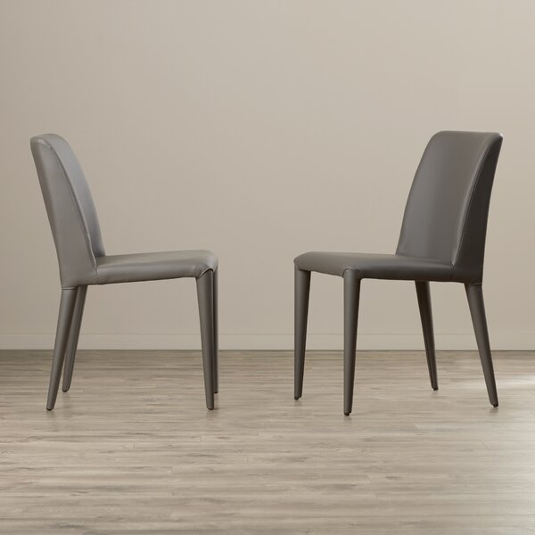 Zackary Side Chair (Set of 2) by Wade Logan